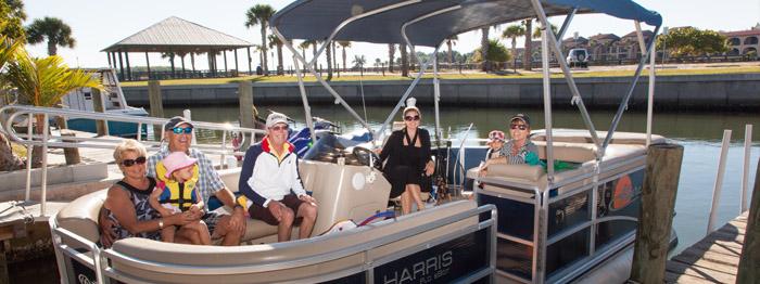 Allure Boat Rentals - Premium Boat Rentals on Manasota Key ...