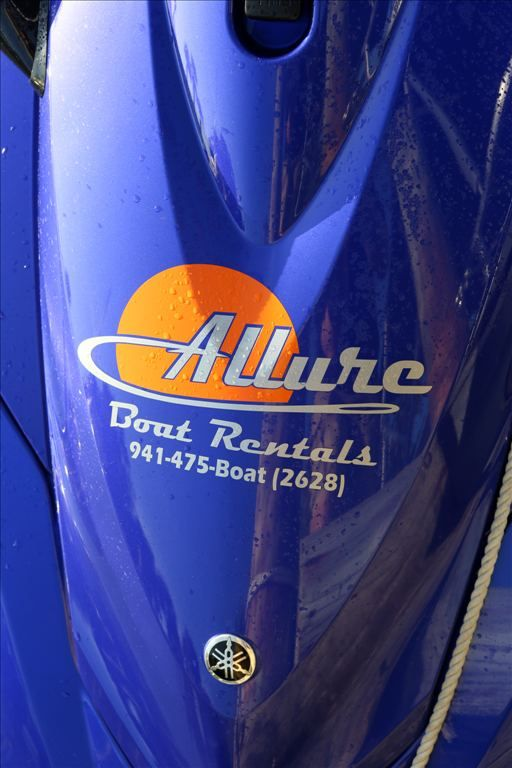 Allure Boat Rentals - Jet Ski's